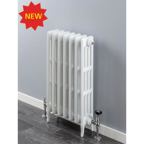 Supplies4Heat Sherwood Cast Iron 4 Column Radiator