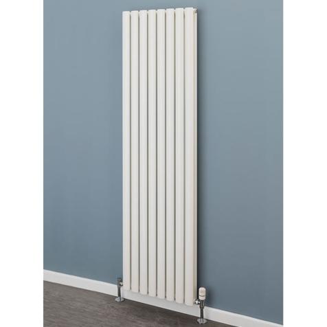 Supplies4Heat Tallis Vertical White Radiators