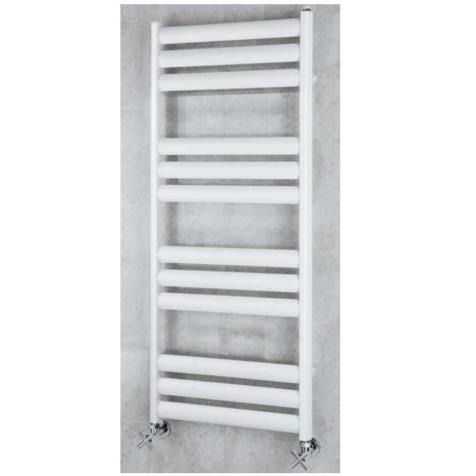 Supplies4Heat Tallis White Ladder Rails