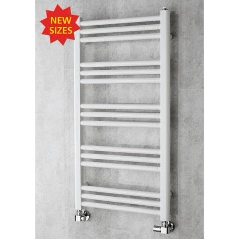 Supplies4Heat Winsford White Ladder Rails