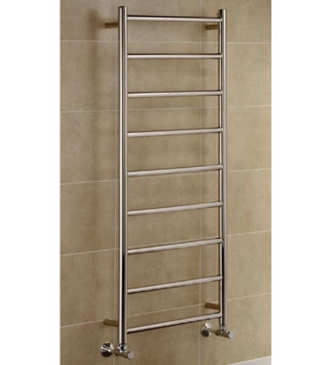 Selby Polished Stainless Steel Towel Rails