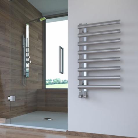 Sidato Salita Stainless Steel Towel Rail