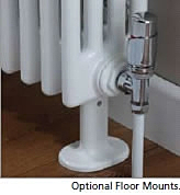 Supplies4Heat Cornel 2, 3, 4 Column Floor Mount (Each)