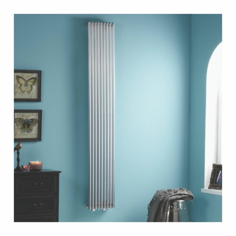Towelrads Iridio Vertical Radiators