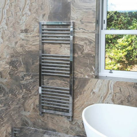 Towelrads Lambourn Chrome Towel Rails