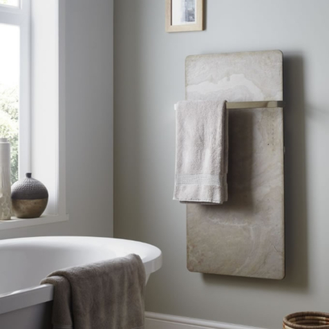 Inspired Vetro Stone Electric Frame Radiator