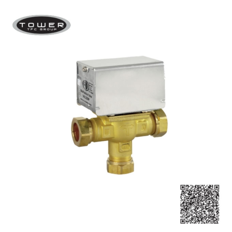 Tower 22mm Mid-Position Valve