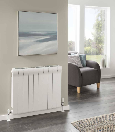 TRC Ottimo 598mm High Radiators in RAL Colours