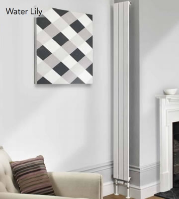 The Radiator Company Water Lily Double Radiators