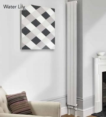The Radiator Company Water Lily Single Radiators