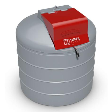 Tuffa Tanks 1400VBFS Bunded Fuel Station