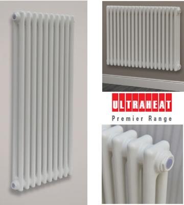 Ultraheat 3 Column 600mm High Radiators