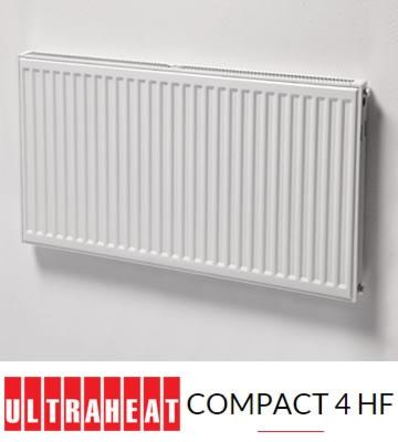Ultraheat Compact 4 HF Double Panel Single Conv 600mm High Radiators