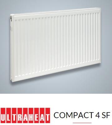 Ultraheat Compact 4 SF Single 600mm High Radiators
