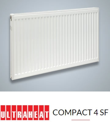 Ultraheat Compact 4 SF Single 500mm High Radiators