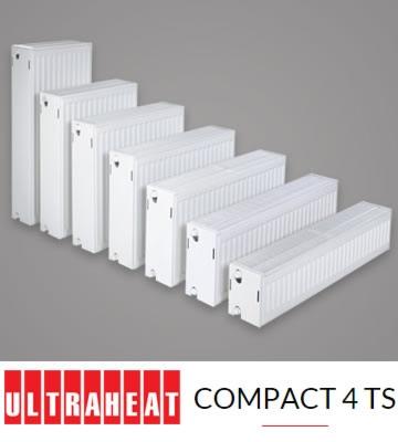 Ultraheat Compact 6 TS Triple Panel 400mm High Radiators