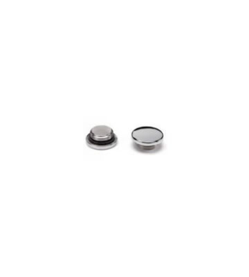 Ultraheat Recessed Plug with 'O' Ring and Chrome Cover Cap