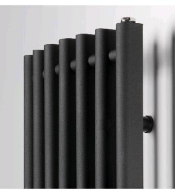 Ultraheat Trojan Black Radiators