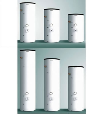 Vaillant UniSTOR Unvented Indirect Hot Water Cylinders