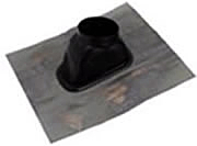 Vaillant Pitched Roof Flexible Lead Flashing and Collar 303980