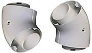 Vaillant Ecomax/Ecotec HE 45 Degree Elbows (Pair)