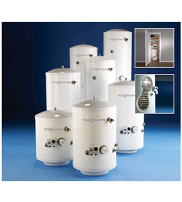 Viessmann Vitocell 200V Indirect Unvented Cylinders