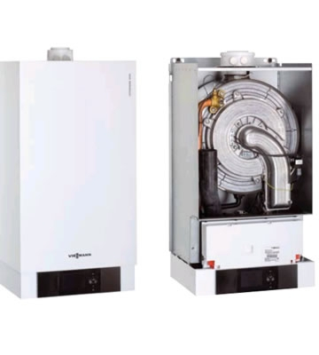 Viessmann Vitodens 200-W Light Commercial Boilers