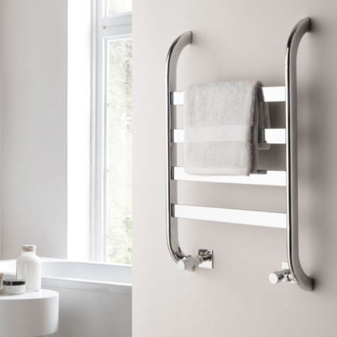 Vogue Decor MD084 Chrome Towel Rails