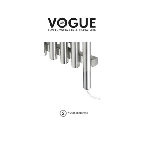 Vogue Electronique Element IP66 with T Piece for Dual Fuel Option
