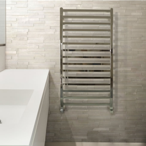 Vogue Serene MD049 White Towel Rails