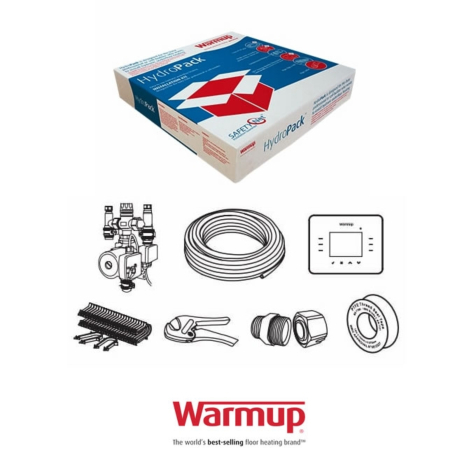Warmup HydroPack Installation Kit