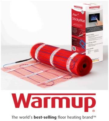 Warmup 200W/m2 StickyMat System