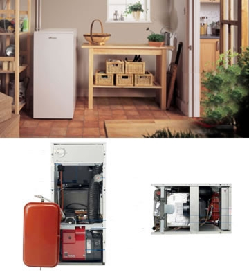 Worcester Greenstar Danesmoor System Utility ErP Boiler
