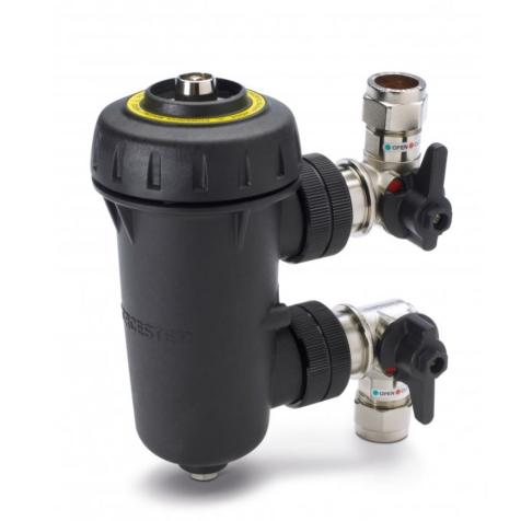 Worcester Bosch Greenstar system filter