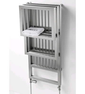 Aeon Bosporus Z Stainless Steel Towel Radiator