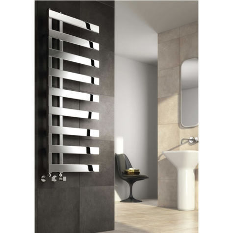 Reina Capelli Polished Stainless Steel Towel Rails