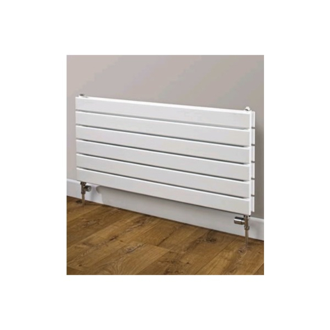 Supplies4Heat Beaufort Horizontal Double Radiators in RAL Colours