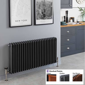 Trc Ancona Sectional Stocked Painted Column Radiators