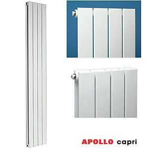 Apollo Capri Standard Colours Designer Radiators