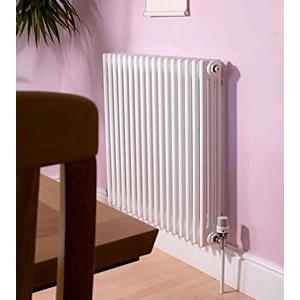 Apollo Roma 3 Column Radiators In Ral Colours And Special Finishes