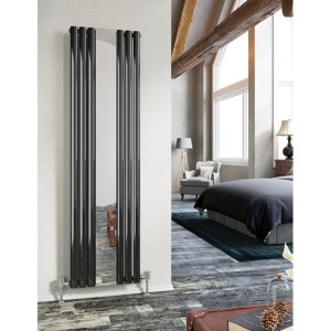 DQ Cove Mirror Designer Radiators