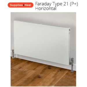 Supplies4Heat Faraday Type 21 Flat Panel Radiators