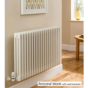 Trc Ancona Sectional Stocked In White 3 Column Radiators